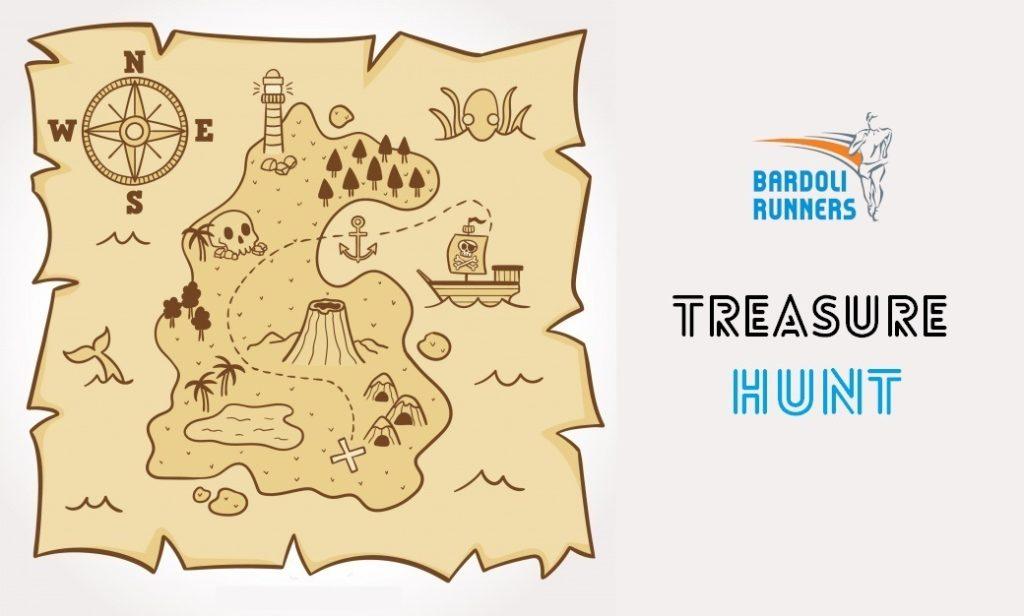 Treasure Hunt 📜